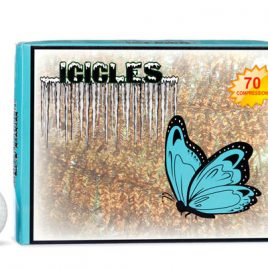 "Golf Balls Icicles Butterfly ""Free Shipping"""