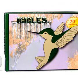 "Golf Balls Icicles Hummingbird ""Free Shipping"""
