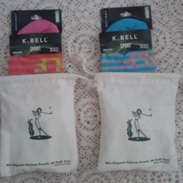 Golf Gifts Tee Bag, Tees, Golf Socks $10.00 each, Free Shipping!