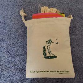 Golf Gifts Tee Bag, Tees, Pink Golf Socks, Free Shipping!